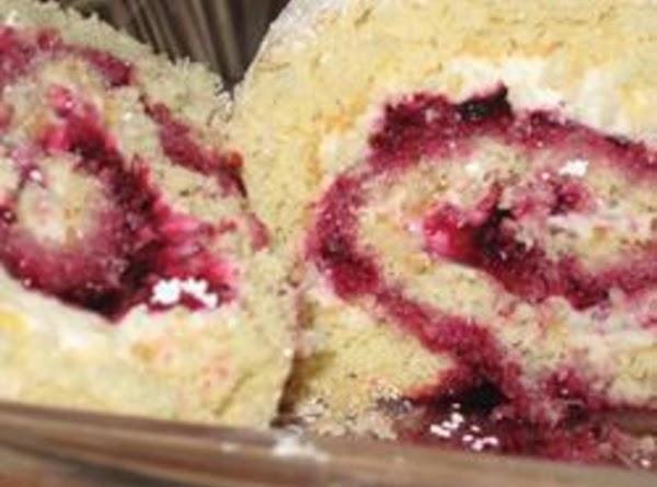 Jelly Roll Recipe