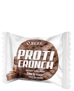 Self Proti Crunch 60g Chocolate Wafer - 12st
