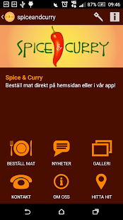 Spice & Curry- screenshot thumbnail