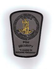 Photo: Piedmont Geriatric Hospital Security