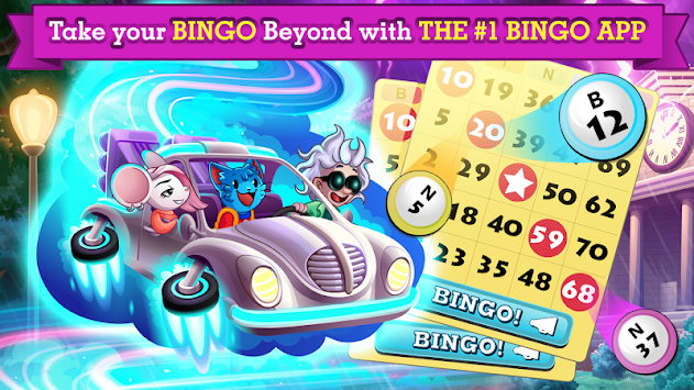 Bingo Blitz: Bonuses & Rewards APK screenshot thumbnail 7