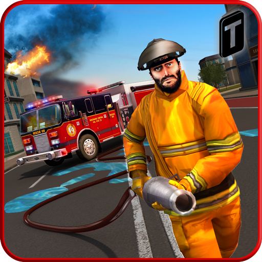 American FireFighter 2017 (game)