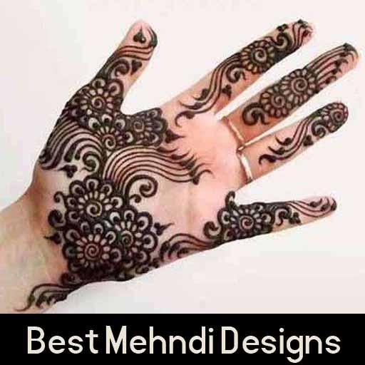 Simple Gol Tikka Mehndi Designs Rose Henna Apk Download Apkpure Co