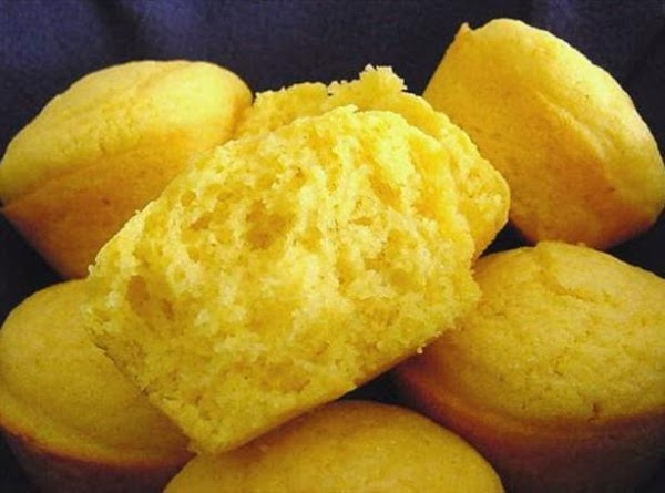 Can make into cornmeal muffins , if desired-which I do sometimes.