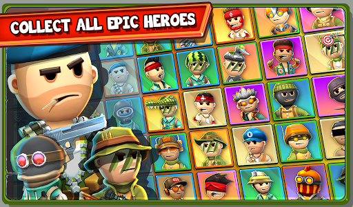 The Troopers: minions in arms screenshot 14