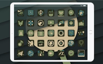 Enamel Icons - Icon Pack APK screenshot thumbnail 2
