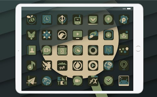 Enamel Icons - Icon Pack Screenshot