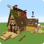 Map Gravity Falls Minecraft PE