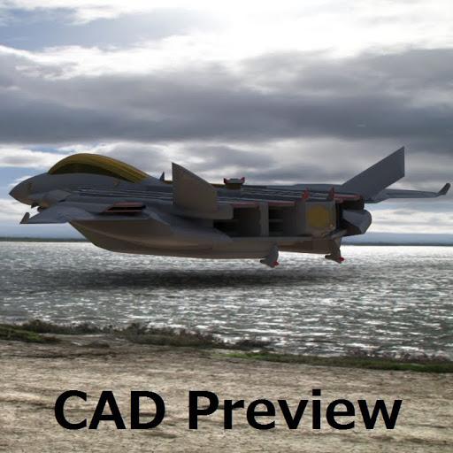 イージス飛行空母 Type L (1/2400) フルカラースケールモデル