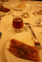 Photo: Konya began with food and ended with food.