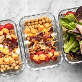 Cobb Salad Meal Prep Recipe