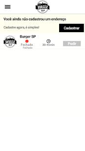 Burger SP - náhled