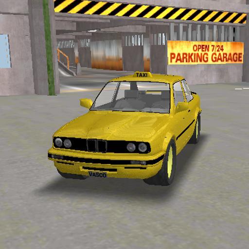 模擬App|ドライバゲームタクシーデューティ3D LOGO-3C達人阿輝的APP
