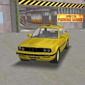 Driver Game Taxi Duty 3D