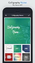 My Name In Calligraphy - screenshot thumbnail 03