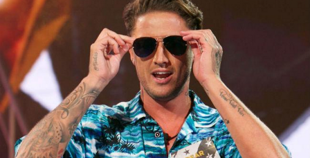 Stephen Bear believes Cheryl named her son Bear because she 'fancies' him