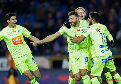 Sterkhouder AA Gent kampt met blessure, maar raakt normaal speelklaar voor wedstrijd tegen Anderlecht