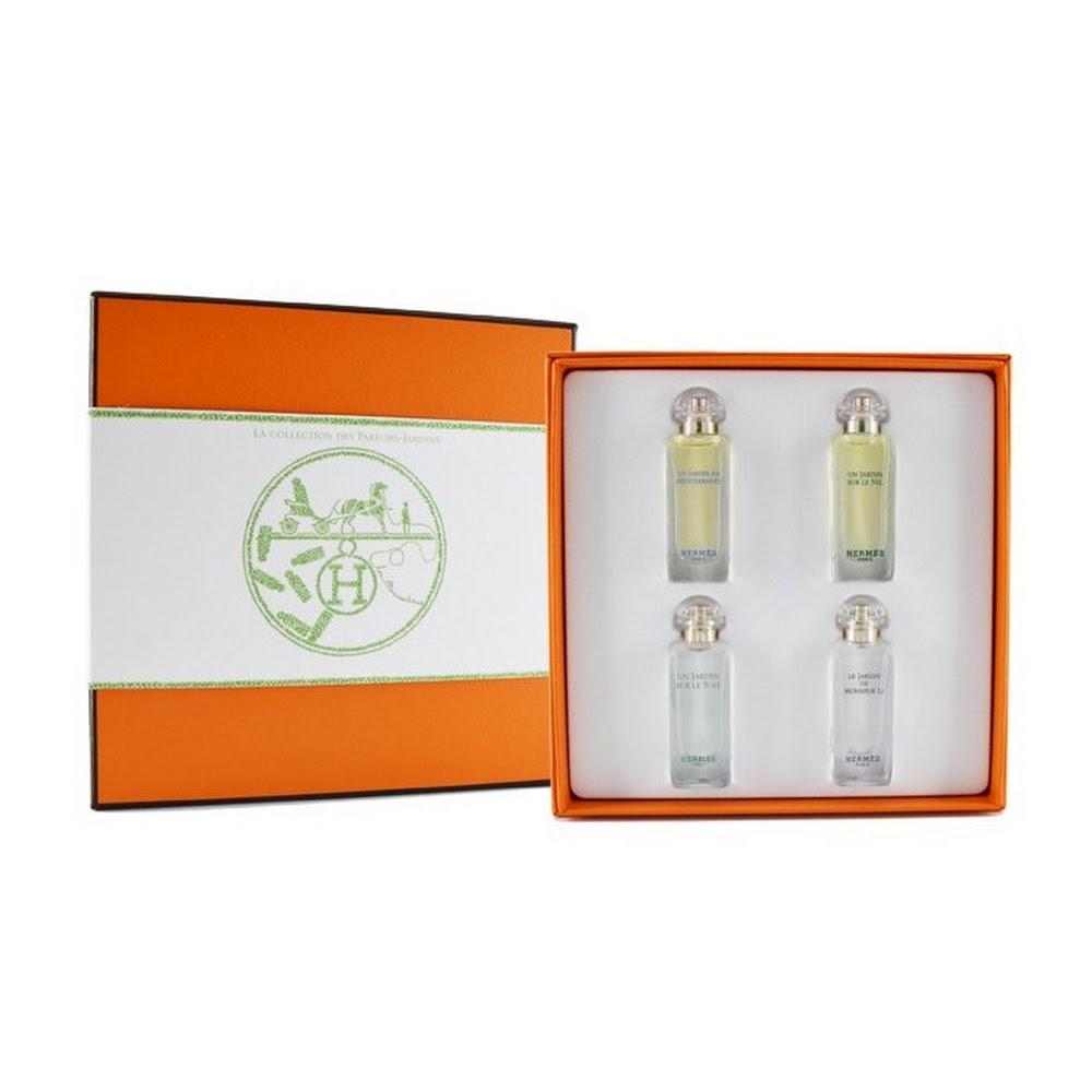 Parfums Des La Collection Hermes Jardins花園套裝 jzMUpLqVGS