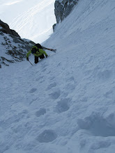 Photo: Climbing up Girord
