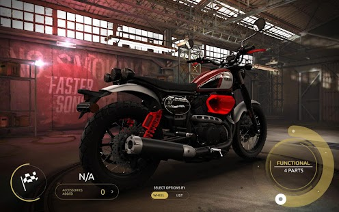 Yamaha my garage android for Garage gold nevers avis