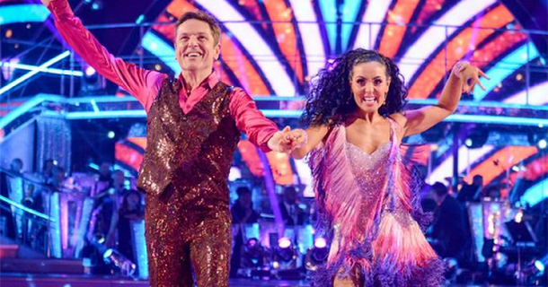 Brian Conley angers Strictly co-stars