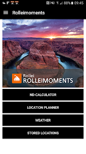ROLLEIMOMENTS Photo App- screenshot thumbnail