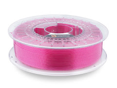Fillamentum Pink Blush Transparent CPE HG100 - 2.85mm (0.75kg)