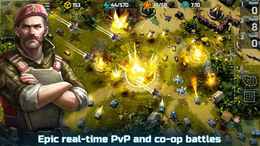 Art of War 3: PvP RTS modern warfare strategy game 1.0.75 screenshots 1