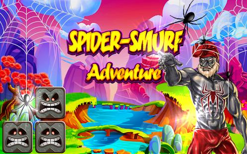SpiderSmurf Adventure 2018 - náhled