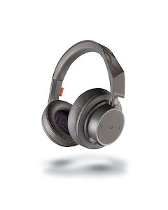 Plantronics Back Beat GO 600 Wireless Over-Ear Wireless Headphones - Khaki