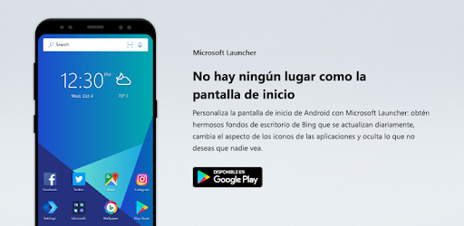 Microsoft Launcher - Aplicaciones en Google Play