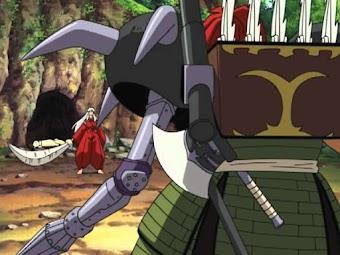 The Ghastly Steel Machine!