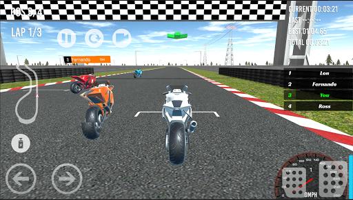 Télécharger Gratuit Furious Moto Racing: Remastered- 2020's New Racing mod apk screenshots 2