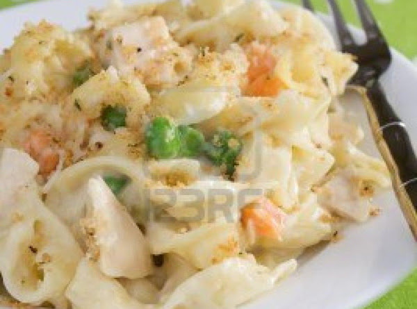 One-pot Garden Chicken & Noodles Recipe