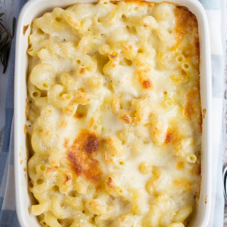 Baked Macaroni & Cheese Recipe | Yummly