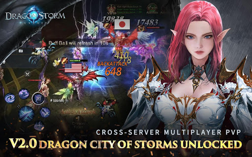 Dragon Storm Fantasy 1.9.0 screenshots 2