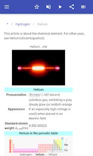 App Chemical elements APK for Windows Phone