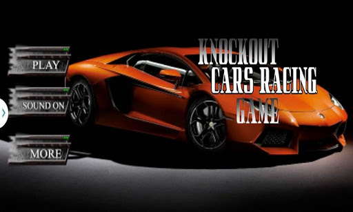 Knockout Cars Racing Game