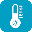 Thermometer - Hygrometer icon