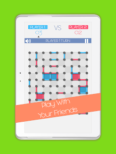 Dots and Boxes game 7