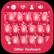 Glitter Keyboard