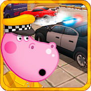 Professions for kids: Driver 3D
