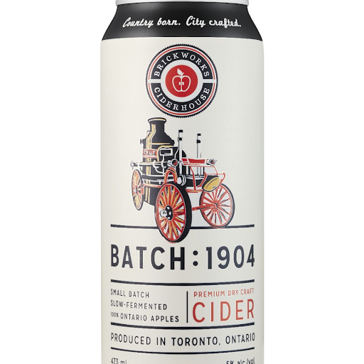 Brick Works Ciderhouse Batch:1904