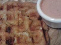 Waffled Onion Rings Recipe