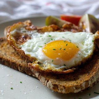 The Crispy Egg.