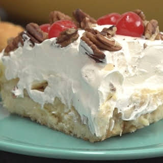 Twinkie Pudding Cake.