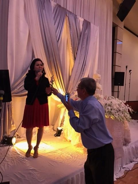 Dự đám cưới con của Tiến Việt k2  h9