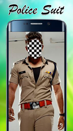 玩免費生活APP|下載警方套装相框 app不用錢|硬是要APP