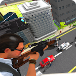 City Sniper Shooter : Dangerous criminal Shooter icon