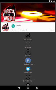 90.3 WESS- screenshot thumbnail